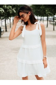 Rochie femei DLR015 - alb