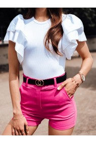 Pantaloni scurti femei WLR007 - roz