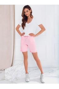 Pantaloni scurti femei WLR011 - roz