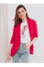 Sacou femei MLR001 - roz-inchis