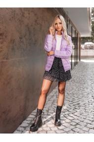 Geaca femei CLR012 - violet