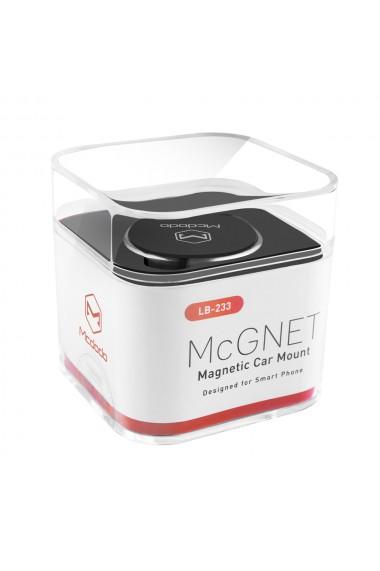 Suport Mcdodo Auto Magnetic Mini Vent Grey (prindere la ventilatie)