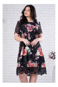Rochie cu imprimeu floral Mery 11822ng