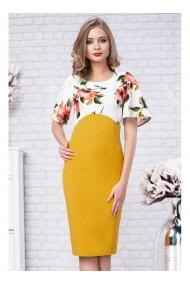 Rochie cu imprimeu floral Amara 91398gb