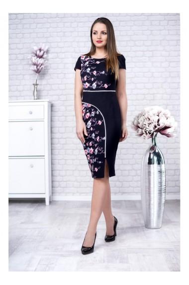 Rochie cu imprimeu floral Alida 91410ng
