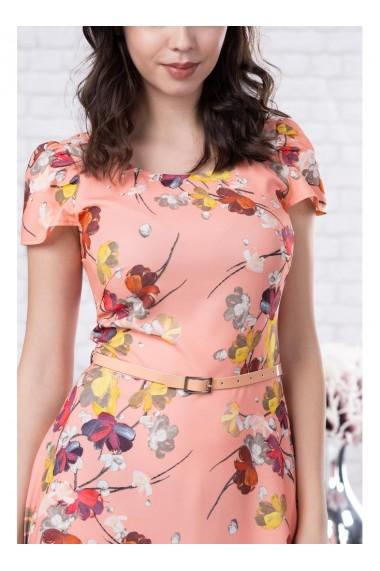 Rochie cu imprimeu floral Ayline 11782sm