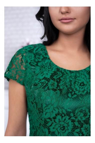 Rochie din dantela cu fusta clos - Sonia XM51452vd