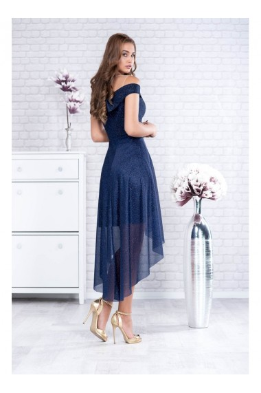 Rochie asimetrica - Bonita 91409rd