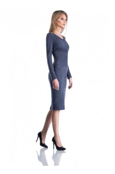 Rochie din tricot Paulina 6180AB