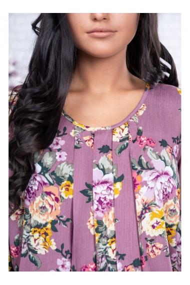 Bluza cu imprimeu floral Iasmina 94521RZ
