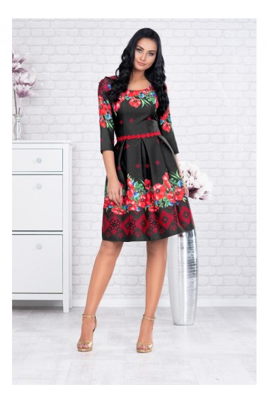 Rochie cu imprimeu floral Melinda 91600ng