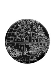 Death Star Suport telefon PopScokets original Negru