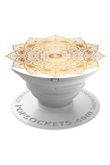 Golden Silence Accesoriu telefon POPSOCKETS ORIGINAL Auriu