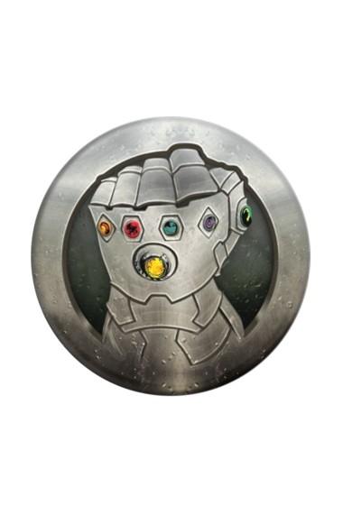 Infinity Gauntlet Suport telefon Popsockets original Gri