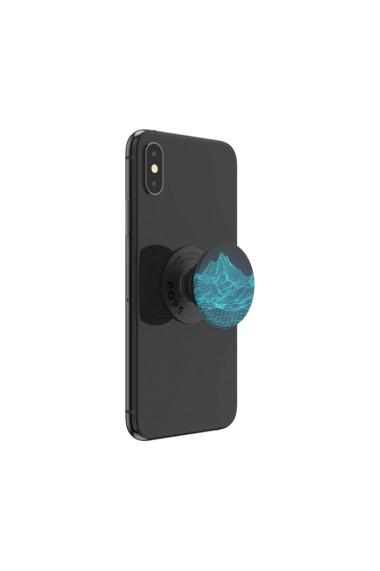 POPGRIPDigital Frontier Accesoriu de telefon PopSockets original Verde