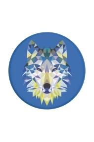 POPGRIPGeo Wolf Accesoriu de telefon PopSockets original Albastru