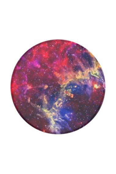 POPGRIPMagenta Nebula Accesoriu de telefon PopSockets original Multicolor