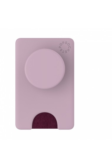 POPWALLET + Blush Pink Portofel cu PopTop PopSockets original Roz