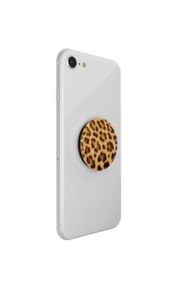 PopGrip Cheetah Chic Accesoriu telefon PopSockets original Maro