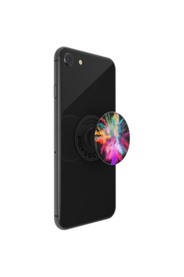 PopGrip Color Burst original accesoriu de telefon Multicolor