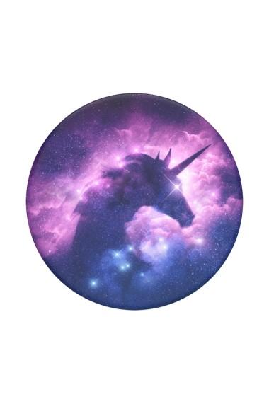 PopGrip Mystic Nebula original accesoriu de telefon Mov