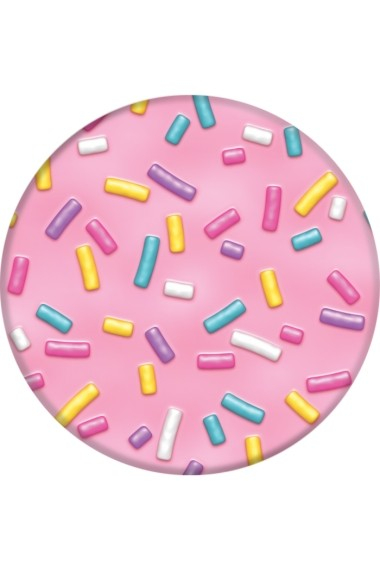 PopSockets PINK SPRINKLES Accesoriu telefon Roz