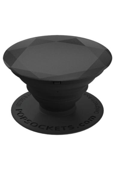 Popsockets BLACK DIAMOND Accesoriu telefon Negru