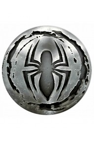Popsockets GRIP SPIDER-MAN MONOCHROME Accesoriu telefon original Gri