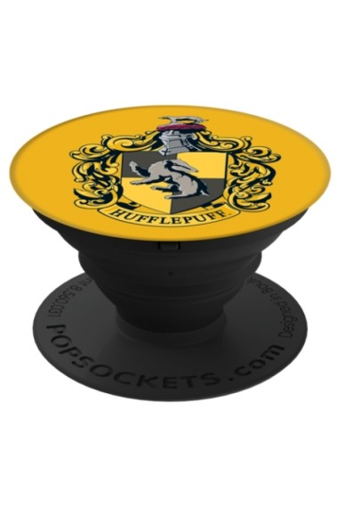 Popsockets HUFFLEPUFF Colectia Harry Potter Galben