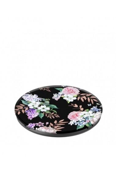 PopGrip Black Floral Accesoriu de telefon original PopSockets