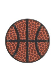 POPGRIP Basketball PU Inlay Accesoriu de telefon original PopSockets