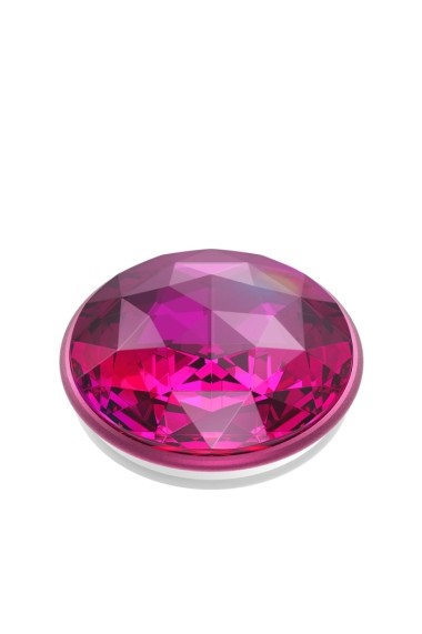 POPTOP Disco Crystal Plum Berry Accesoriu de telefon PopSockets original Roz