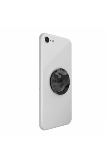 POPTOP Hide and Chic Accesoriu de telefon PopSockets original Gri
