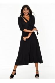 Rochie Cool & Sexy PN2451-Black Neagra