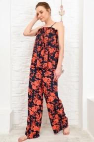 Pijama Alacati Stili ALC-X4025-A bleumarin