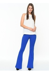 Pantaloni Sense Pnt14695 Albastru