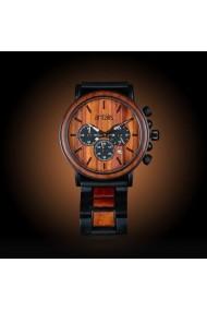 Personalizare ceas din lemn Bobo Bird