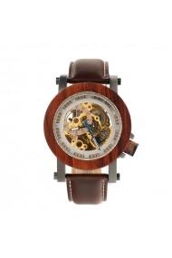 Ceas din lemn Bobo Bird mecanic K12