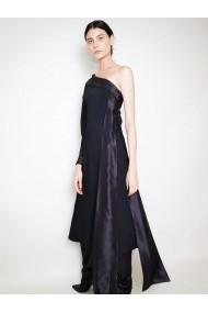 Rochie cocktail Marami Assymmetric Dress Neagra