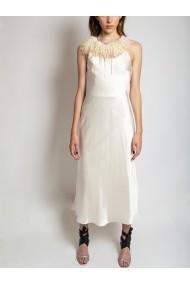 Rochie tip furou Marami The Reversible Slip Dress Alba