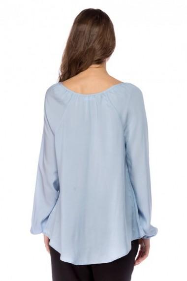 Bluza Alison Hayes Encoded Bleu