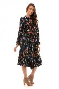 Rochie de zi Alison Hayes Nativ Multicolora