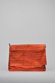 Geanta plic de umar ELES & CO BAGAP002 Portocalie