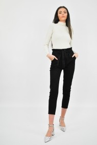 Jeans curea ELES & CO JFN002 Negru