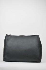 Geanta mare de umar ELES & CO BAGN003 Neagra