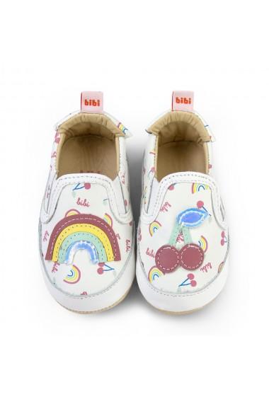 Pantofi Fetite Bibi Afeto Joy Fun Cherry