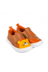 Pantofi Baieti Bibi Agility Mini Caramel Lion