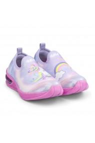 Pantofi Fete LED Bibi Space Wave 2.0 Unicorn