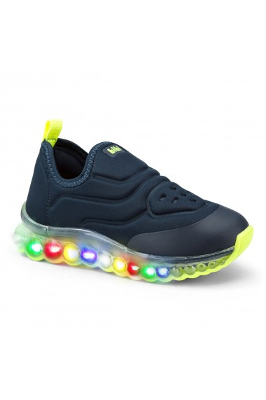 Pantofi Sport LED Bibi Roller Celebration Naval