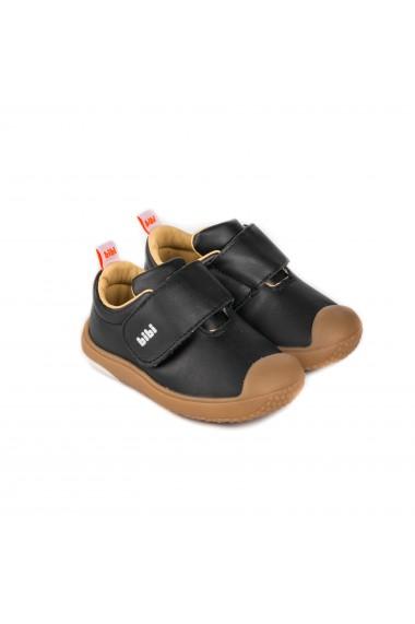 Pantofi Baieti Bibi Prewalker Black